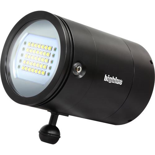 Bigblue VL30000P Video Dive Light (Black)