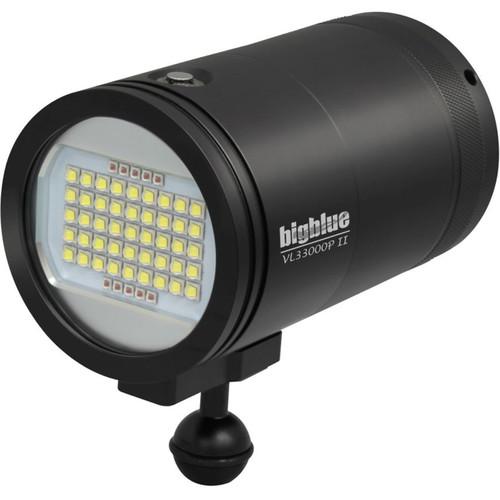 Bigblue VL33000P-II Video Dive Light