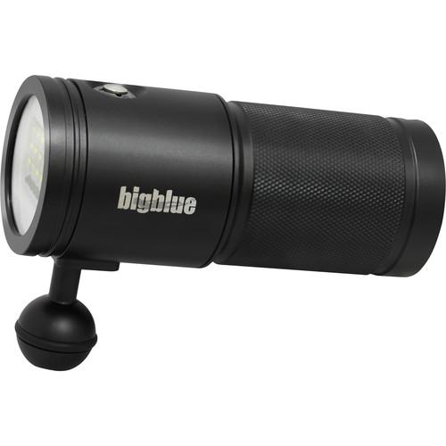 Bigblue VL6500P Tri-Color LED Video Dive Light