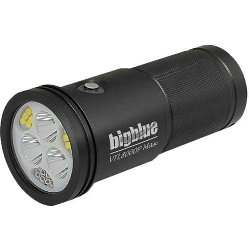 Bigblue VTL8000P-MAX Wide Beam/Spot Beam (Black)