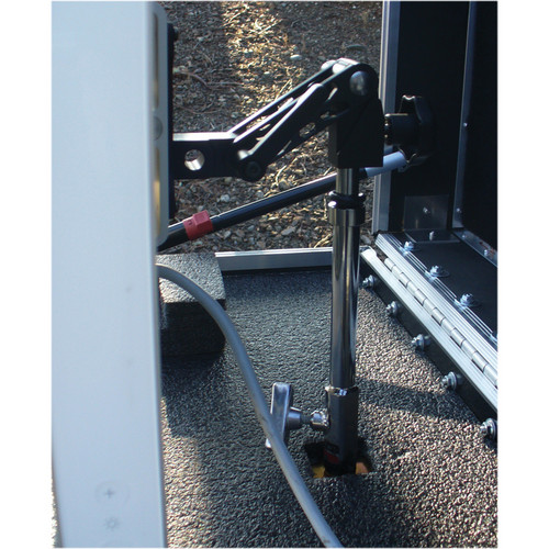 "BigFoot BF-5/8"" RISER-12 5/8"" Babypin with 12"" Length for Monitor Mounts"