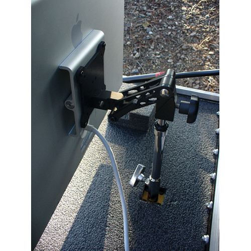 """BigFoot C-Stand Monitor Mount for 5/8"""" Babypin Posts"""