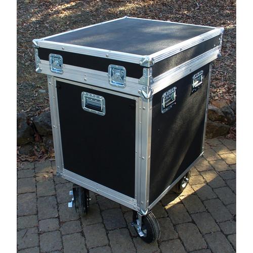 BigFoot Roadie Cube 14RU Breakdown Style Cart for MacPro