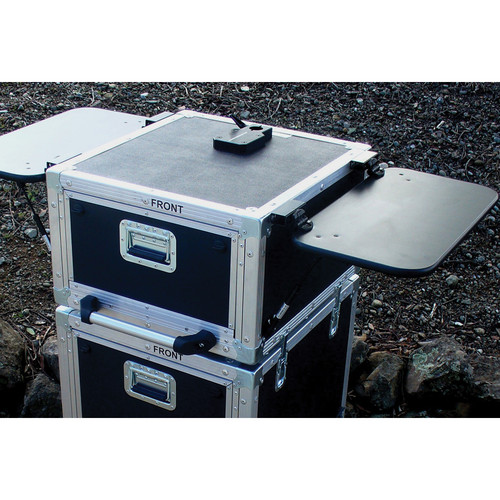 BigFoot 6RU Roadie Cube Cart