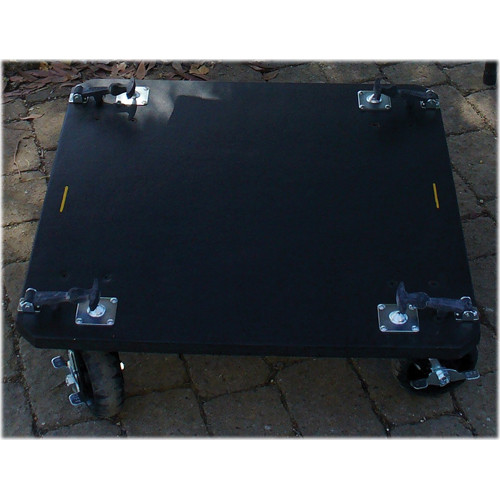"""BigFoot BH-Base Assembly with 6"""" Wheels"""