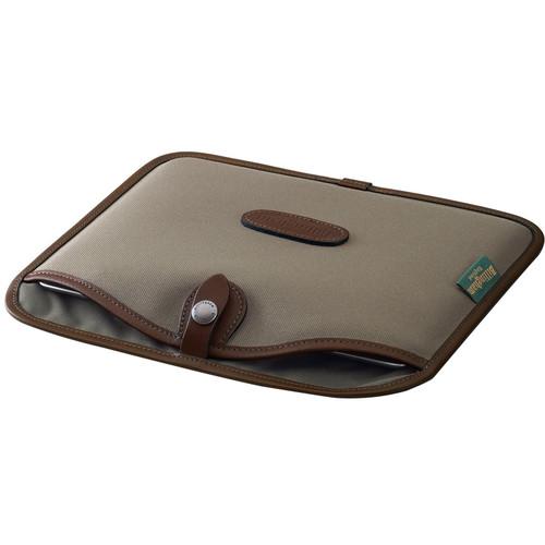Billingham Tablet Slip (Sage with Chocolate Trim)