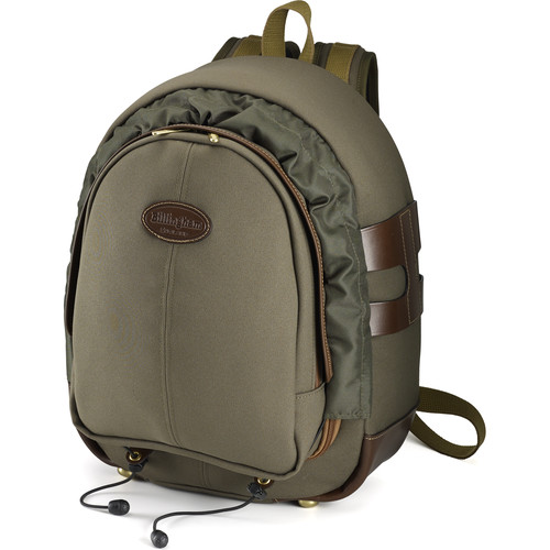 Billingham Rucksack 25 (Sage FibreNyte/Chocolate Leather)