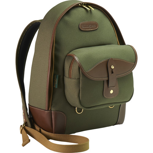 Billingham Rucksack 35 (Sage FibreNyte/Chocolate Leather)