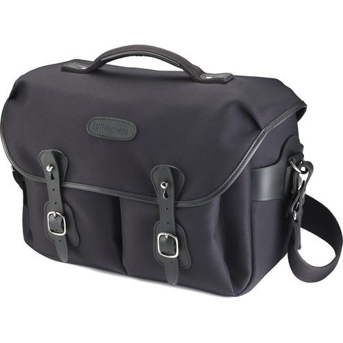 Billingham Hadley One Camera Bag (Black FibreNyte with Black Leather)