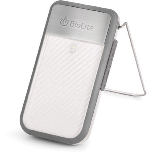 BioLite PowerLight Mini Light with Bike Mount Clip (Gray)
