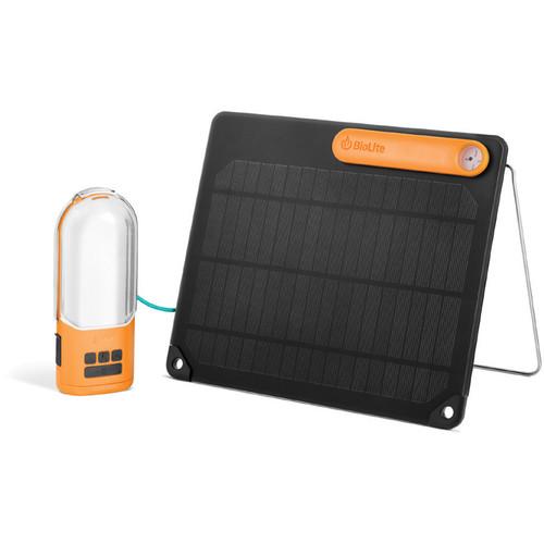 BioLite PowerLight Solar Charger and Lighting Kit