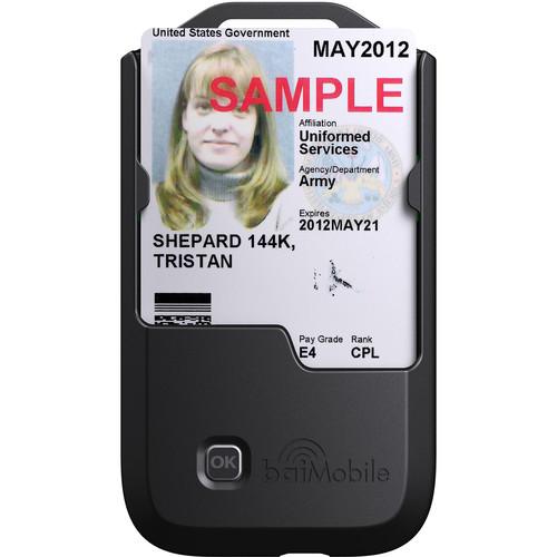 Biometric Associates baiMobile 3000MP Bluetooth Smart Card Reader