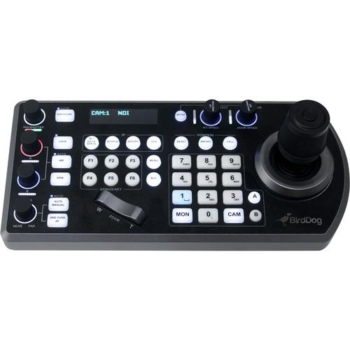 BirdDog PTZ Keyboard