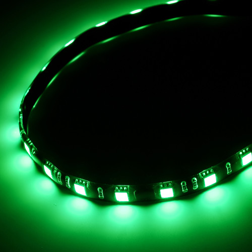 "BitFenix Alchemy 2.0 Magnetic LED Strip (Green, 4.75"")"