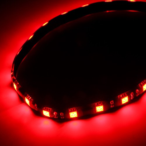 "BitFenix Alchemy 2.0 Magnetic LED Strip (Red, 4.75"")"
