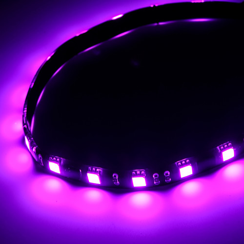 "BitFenix Alchemy 2.0 Magnetic LED Strip (Purple, 11.8"")"