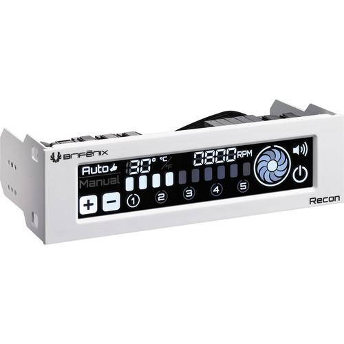 BitFenix BFA-RCN-WS-RP Recon Fan Controller (White)