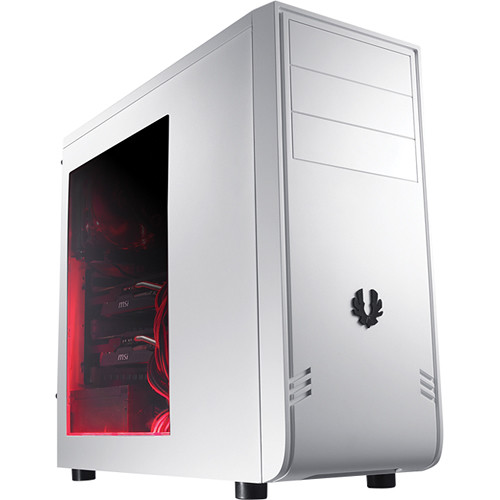 BitFenix Comrade Chassis with Window (Arctic White)