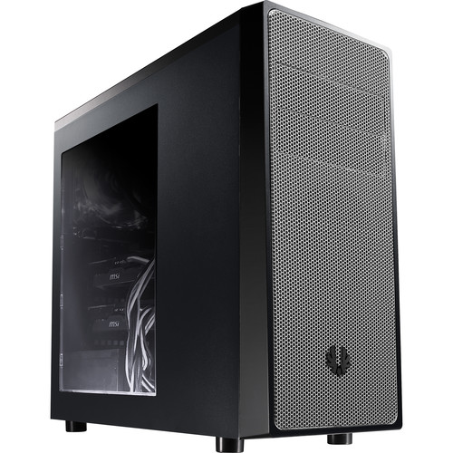 BitFenix Neos Mid-Tower Case (Window, Black/Silver)