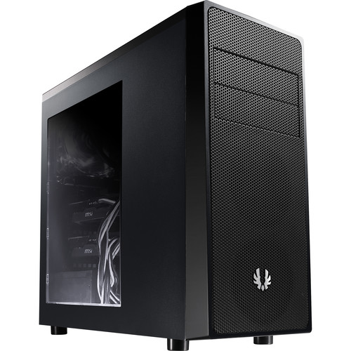 BitFenix Neos Mid-Tower Case (Window, Black)