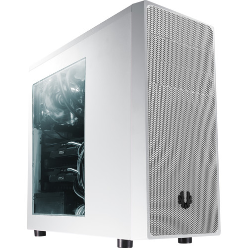 BitFenix Neos Mid-Tower Case (Window, White)