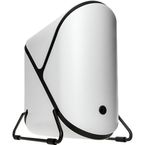 BitFenix Portal Mini-Tower Case (White, Window)