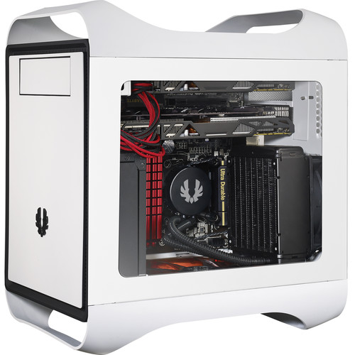 BitFenix Prodigy M Color Chassis with Window (Arctic White)