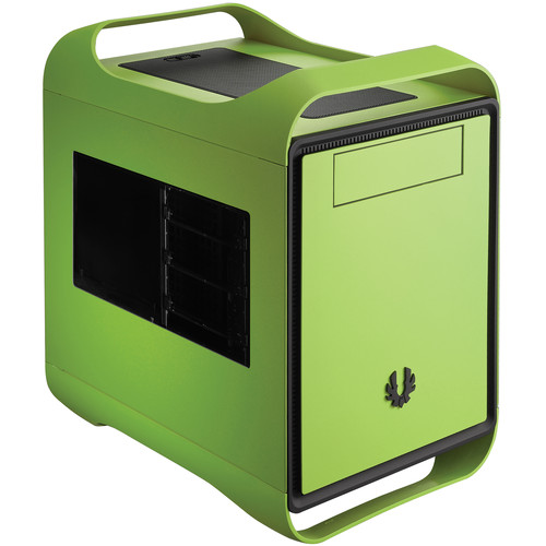 BitFenix Prodigy mini-ITX Chassis with Window (Vivid Green)