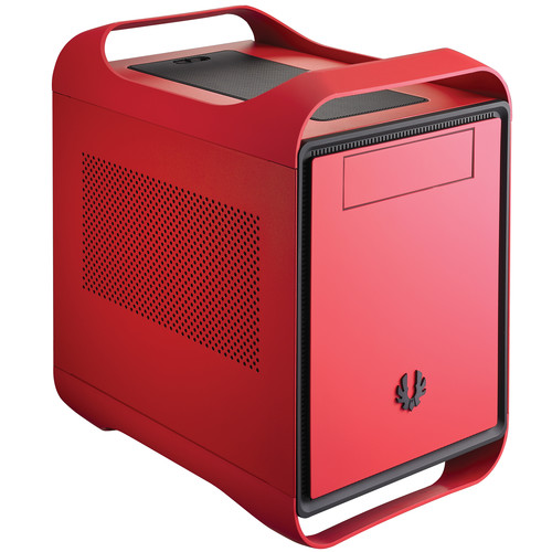 BitFenix Prodigy mini-ITX Chassis (Fire Red)