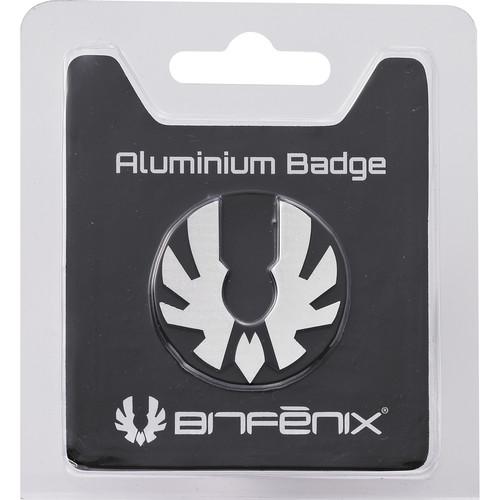 BitFenix Aluminum Badge (Silver)