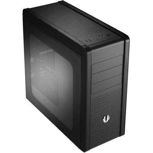 BitFenix Ronin Mid-Tower Case (Window, Black)