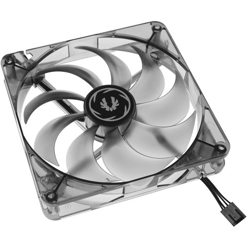 BitFenix Spectre LED PWM 140mm Case Fan (Red LEDs)