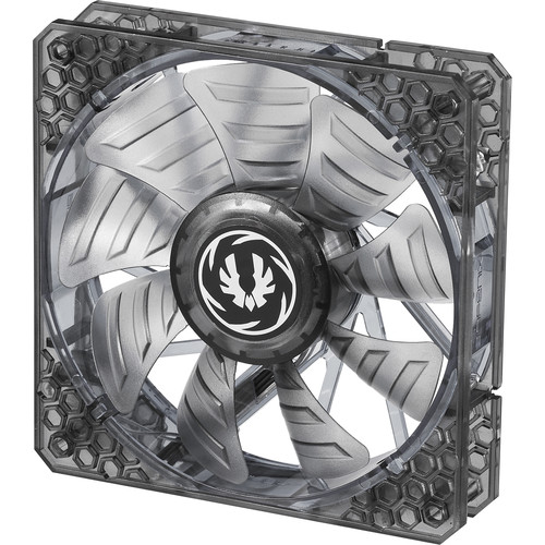 BitFenix Spectre Pro 120mm LED Case Fan (White LEDs, Black Frame)