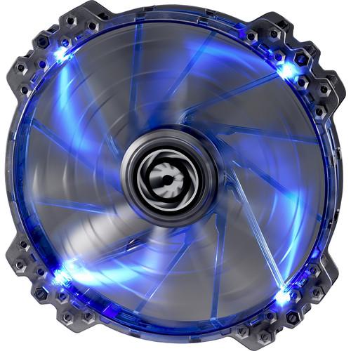 BitFenix Spectre Pro 200mm LED Case Fan (Blue LEDs, White Frame)
