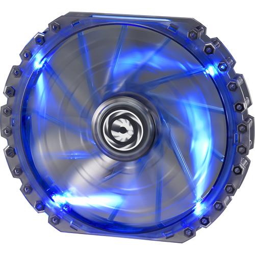 BitFenix Spectre Pro 230mm LED Case Fan (Blue LEDs, White Frame)