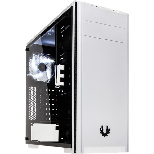BitFenix Nova TG Mid-Tower Case (White)