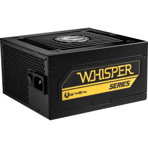 BitFenix Whisper 450W 80 Plus Gold Modular Power Supply