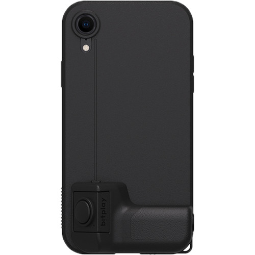bitplay SNAP! Case and Grip Bundle for Apple iPhone XR (Black)