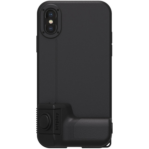 bitplay SNAP! Case for Apple iPhone XS (Black)