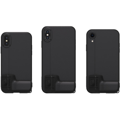 bitplay SNAP! Case and Grip Bundle for Apple iPhone XS Max (Black)