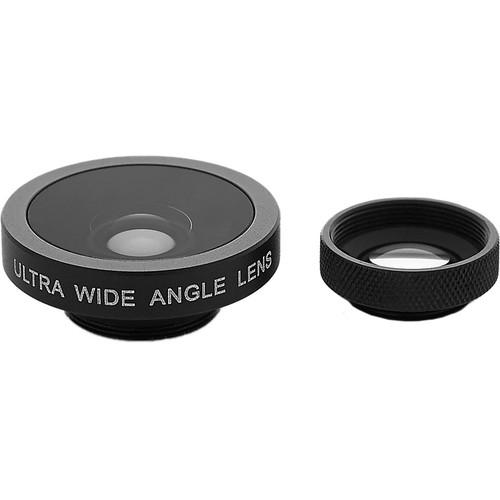 bitplay 0.39x Ultra Wide Angle + 6x Macro Lens