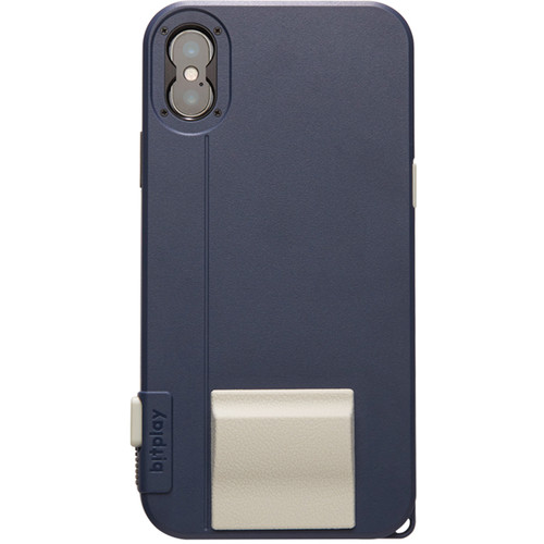 bitplay SNAP! X Case for the iPhone X (Midnight Blue)