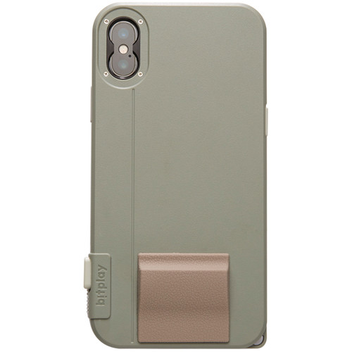 bitplay SNAP! X Case for the iPhone X (Khaki Green)