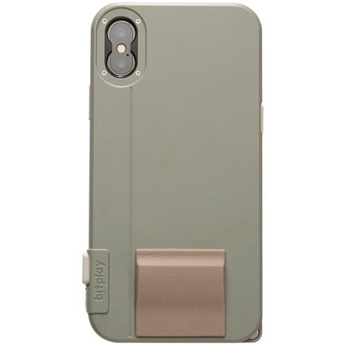 bitplay SNAP! X Case for the iPhone X (Khaki Green)