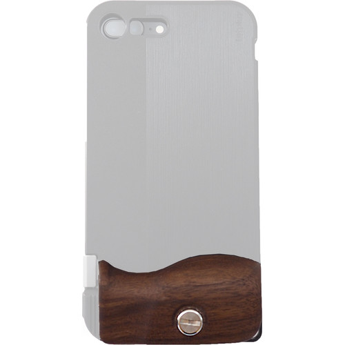 bitplay Classic Wooden Grip for SNAP! 7 Case for iPhone 7 Plus/8 Plus (Walnut)