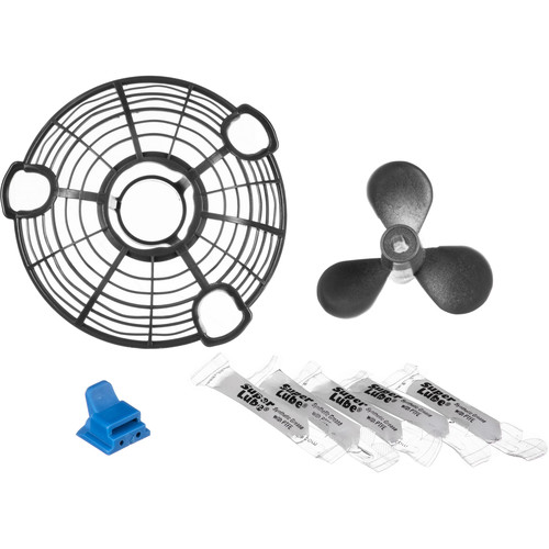 Bixpy Kare Kit (Propeller, Weed Grill, Nose Clip, Siilcone)