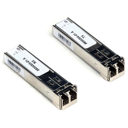 Black Box Multi DVI-D Multimode Duplex Fiber Module Set, LC</b>