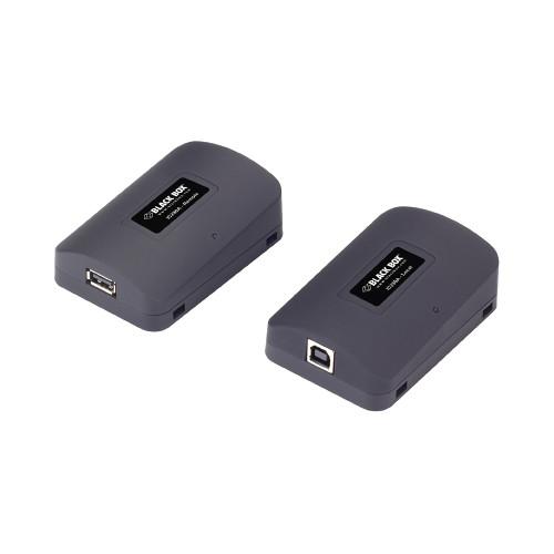 Black Box 1-Port USB 2.0 over CatX Extender