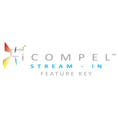 Black Box ICOMP-IN iCOMPEL Stream-In Feature Key