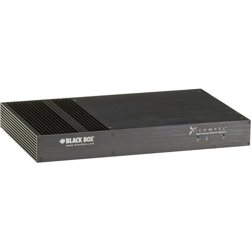 Black Box iCOMPEL Q Series VESA Wi-Fi Digital Signage Subscriber